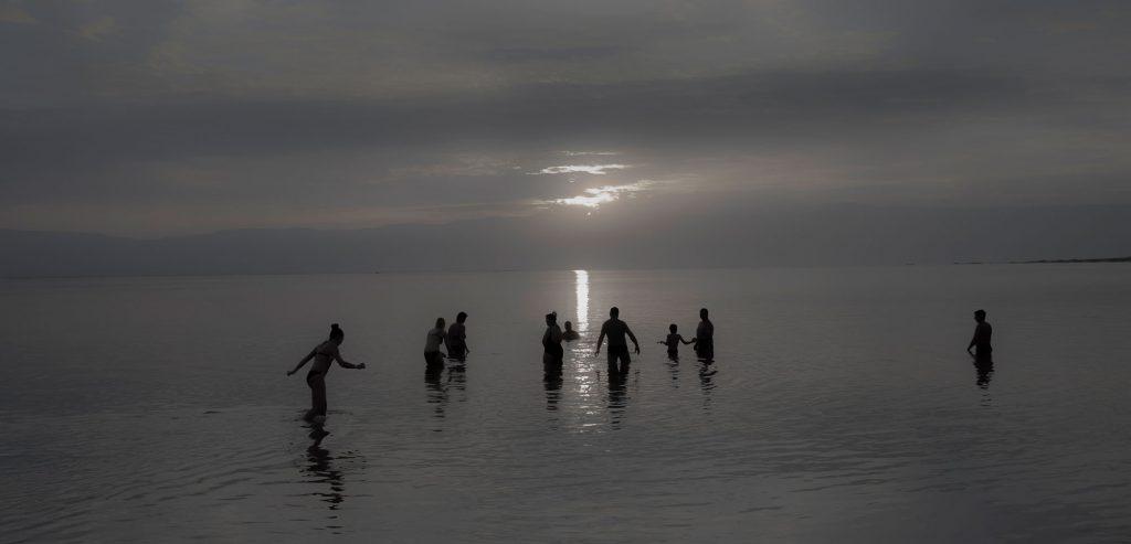 Dead Sea 50 degree Celsius